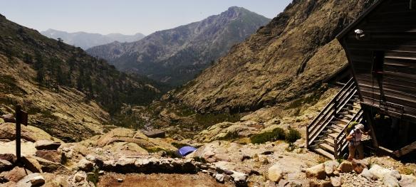 Panorama refuge de tighjettu