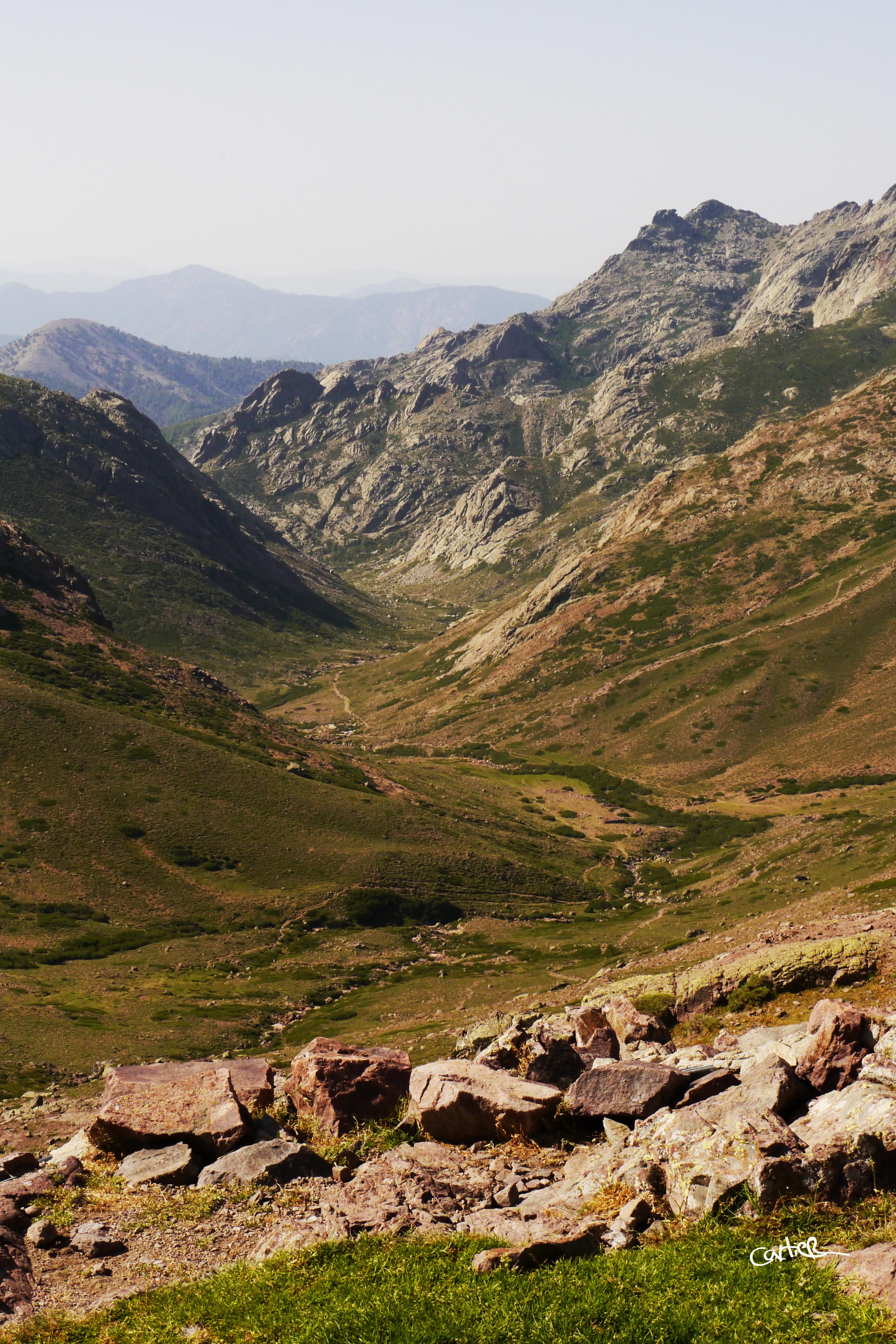 Vallée du Golu